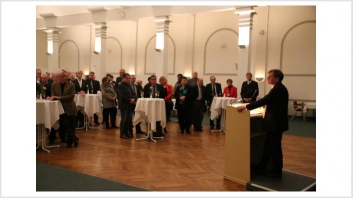 Jahresempfang des CDU-Kreisverbandes mit Aloys Altmann